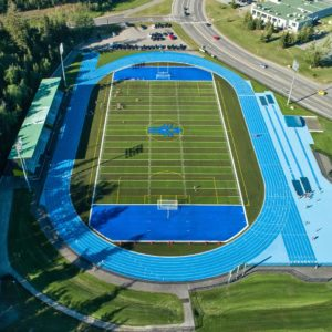 PGTF Hosting 2021 BC Track and Field Championships Jamboree