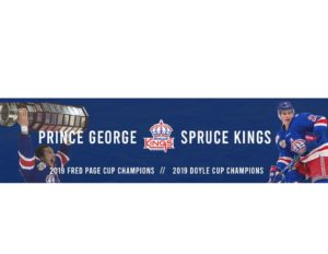 PGTF is Invited to Spruce Kings Game: Friday!