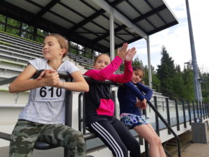 PG Track and Field Club hosts first provincial meet since start of pandemic