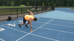 Prince George Track and Field member ranks first in BC in multiple categories